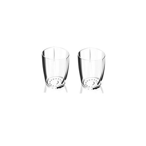 RCR World's Best Set 2 Bicchieri da Acqua