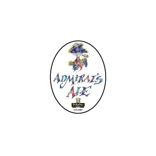 St Austell – Admiral's Ale
