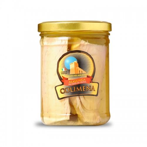 Colimena Alalunga in olio d'oliva