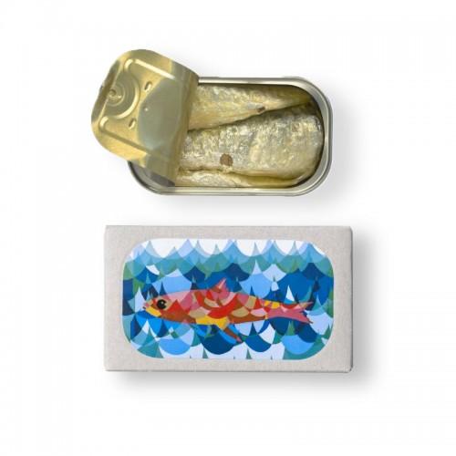Sardine in olio d'oliva