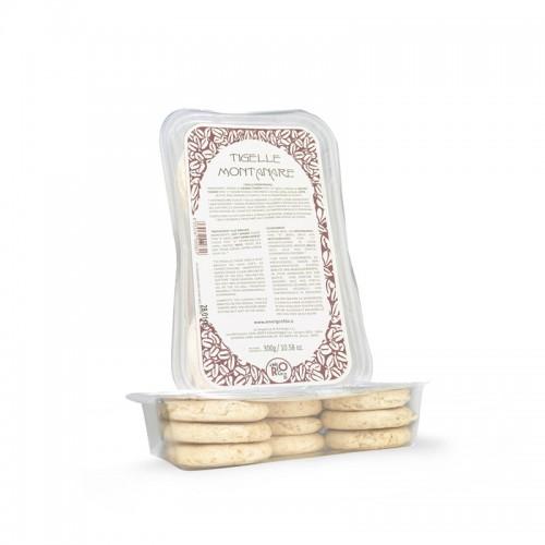 Tigelle montanare in confezione da 300 gr - la dispensa di Amerigo