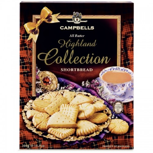 Campbells Shortbreads - Reserve Collection