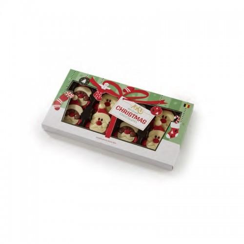 Ickx - I cioccolatini Babbi Natale