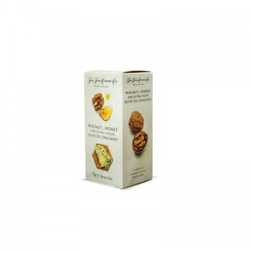 The Fine Cheese Co. - Cracker da Formaggio Noci e Miele