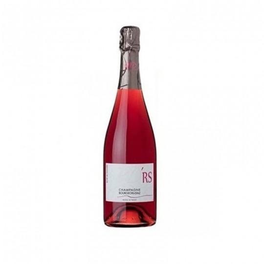 Bourgeois-Diaz - Champagne Rosé de Saignée Cuvée 'RS Extra Brut