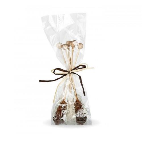 Petrovich - Zucchero bianco e bruno in bastoncini