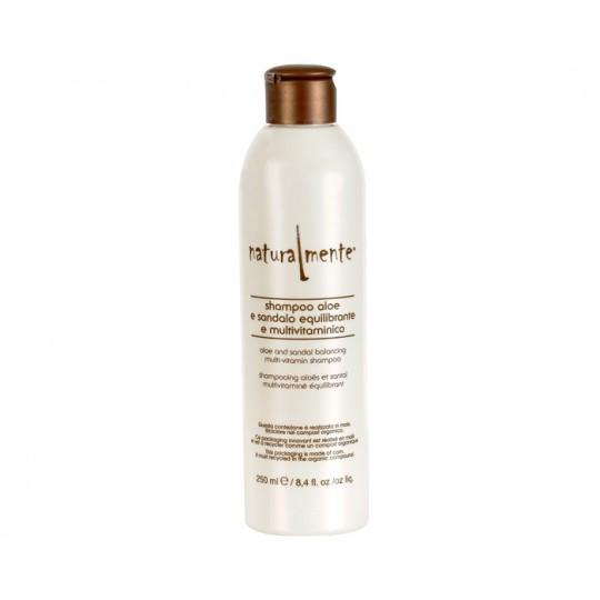 NATURALMENTE Shampoo Aloe e Sandalo