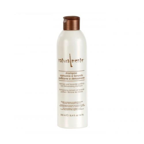 NATURALMENTE Shampoo Rosmarino e Lavanda