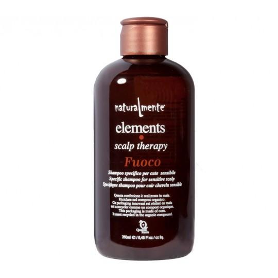 NATURALMENTE Shampoo Elements Fuoco