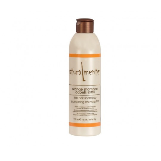 NATURALMENTE Orange Shampoo