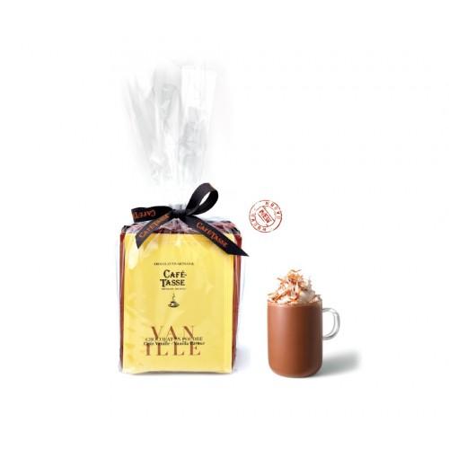 CAFE' TASSE 12 Bustine per Cioccolata in Tazza
