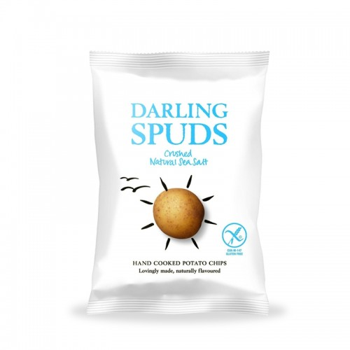 Darling Spuds – Patatine al sale marino