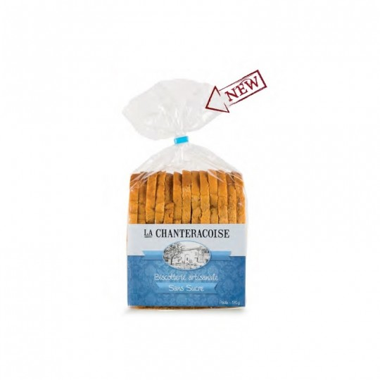 Chanteracoise - Le Fette Biscottate senza zucchero