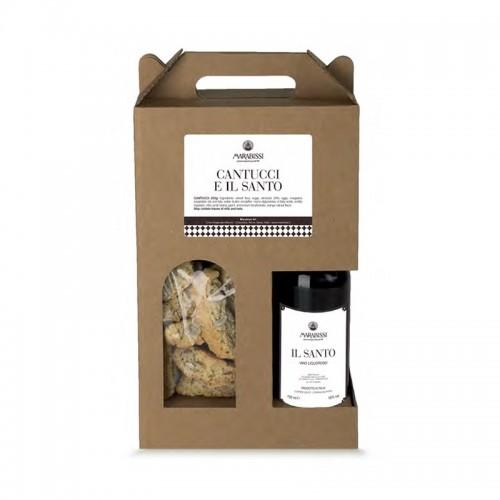 Marabissi - Cantucci e Vin Santo