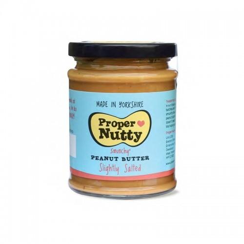 Proper Nutty - Burro di Arachidi Puro
