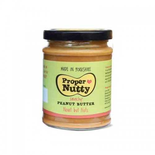 Proper Nutty - Burro di Arachidi Leggermente salato