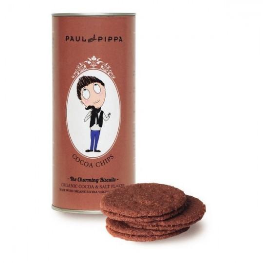 Paul and Pippa - I biscotti artigianali Cocoa Chips