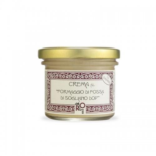 Crema spalmabile con formaggio di fossa di sogliano DOP - La dispensa di Amerigo