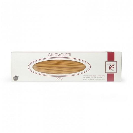 La dispensa di Amerigo - spaghetti 500gr