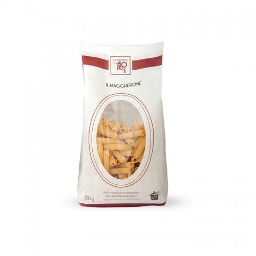 pasta semi integrale - La dispensa di Amerigo - maccheroni