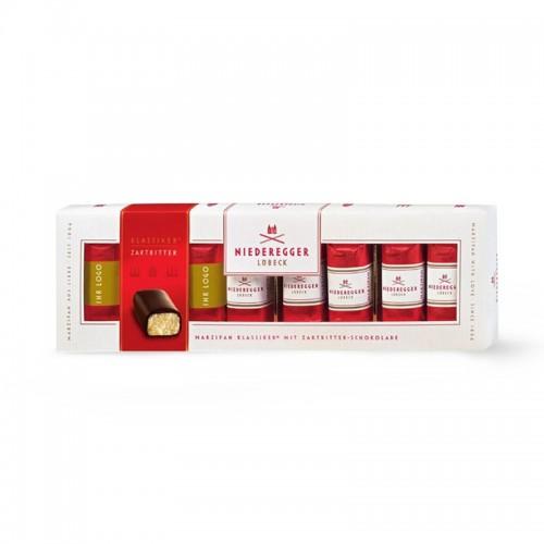 Niederegger - Panetti di marzapane con cioccolata fondente
