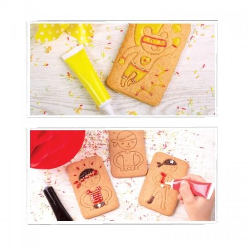 Little Lolette - Biscotti Kit Decoro Natale
