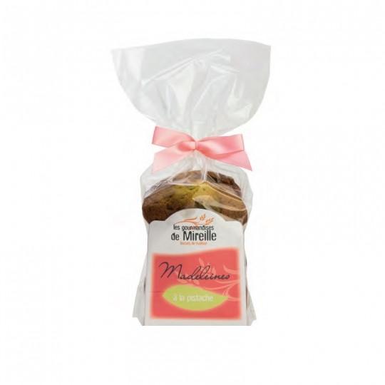 Les Gourmandises – Madeleines al pistacchio