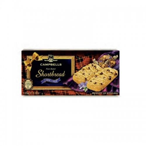 Campbells Shortbreads - Bastoncini al burro con cioccolato