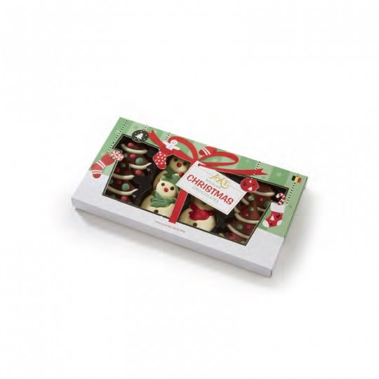 Ickx  - I cioccolatini Alberelli e Babbi