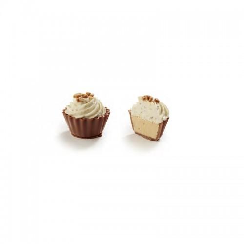 Ickx - Minicakes Crema Fudge e noci Pecan