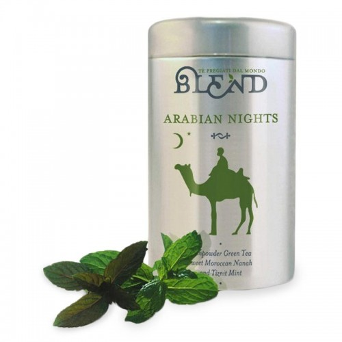 Blend Teas - Latta The Verde Arabian Nights