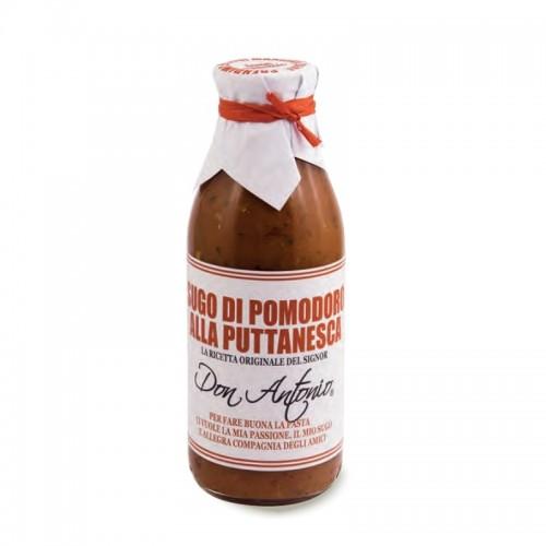Casina Rossa linea Don Antonio - Sugo alla Puttanesca