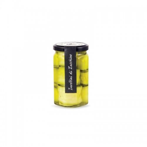 Casina Rossa - Involtini di Zucchine