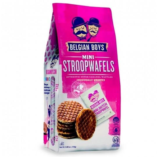 Belgian Boys - Mini Stroopwafels
