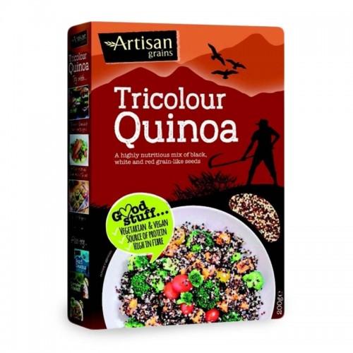 Artisan Grains - Semi Quinoa Tricolore