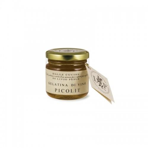 Livio Pesle - Gelatina di vino Picolit