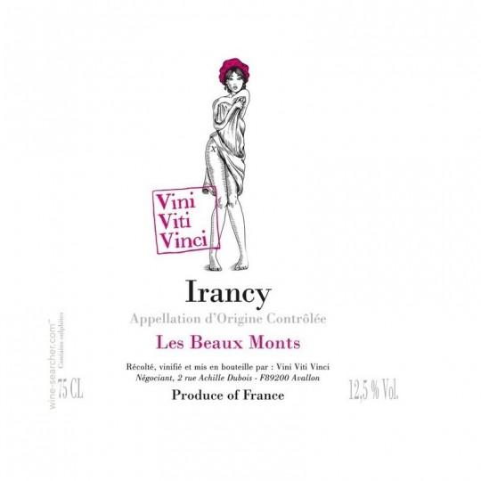 """Vini Viti Vinci - Irancy """"Les Beaux Monts"""""""