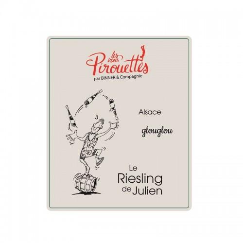 Domaine Binner - Riesling de Julien
