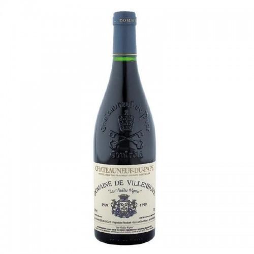 """Domaine de Villeneuve - Châteauneuf du Pape """"Les Vieilles Vignes"""""""