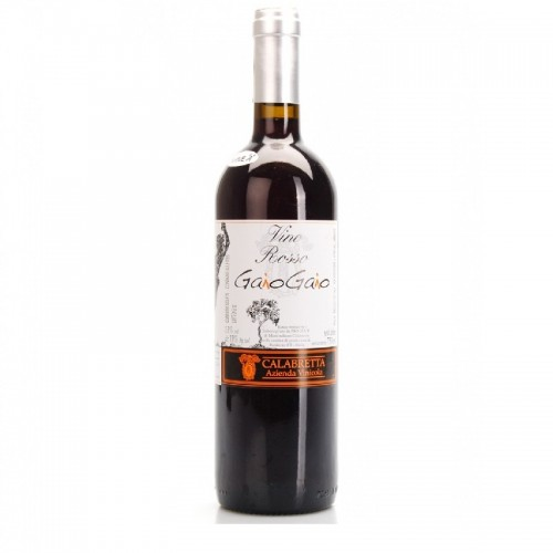 Calabretta - Vino Rosso Gaio Gaio