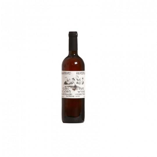 Our Wine - Rosato (Rkatsiteli & Saperavi) Uroebi