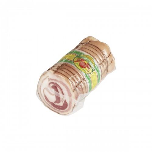 Salumificio Franceschini - Mezza Pancetta Arrotolata Con Cotenna Senza Aglio
