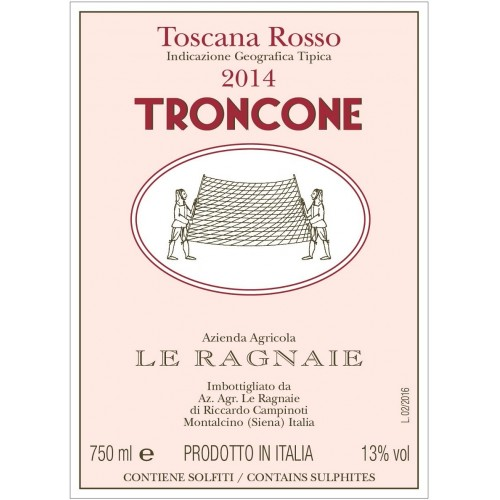 Le Ragnaie - Toscana Rosso IGT
