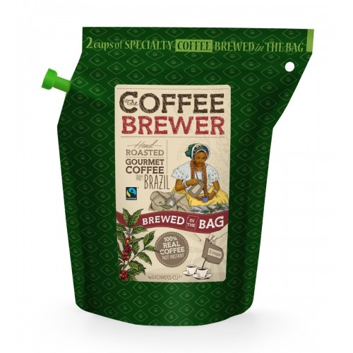 The Brew Company - Caffè Macinato Brazil