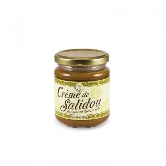 Maison D'Armorine - Crema spalmabile al caramello e burro salato