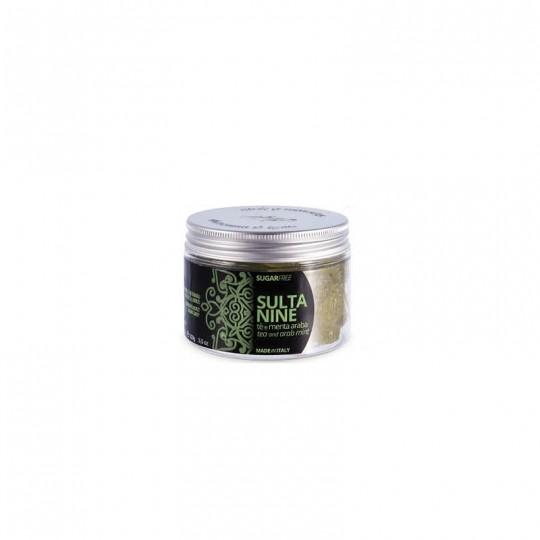 Il Mercante di Spezie - Sultanine Tè verde e menta