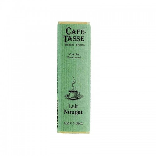 Cafè Tasse – Barretta al latte e torroncino