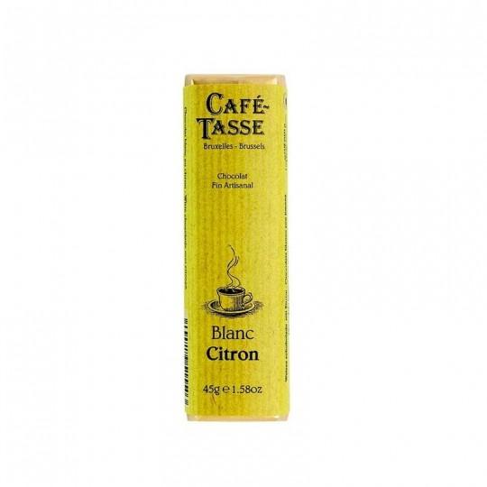Cafè Tasse - Barretta al bianco e limone