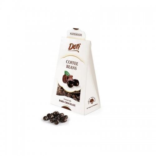 Doti - Chicchi di caffè ricoperti di cioccolato fondente