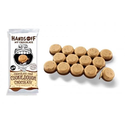 Hands Off - Tavoletta multistrato latte biscotto croccante vaniglia